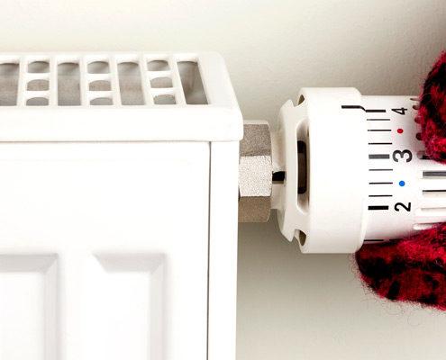 arreglar radiador de casa